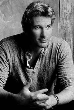 Richard Gere (born on August 31, 1949 in Philadelphia)