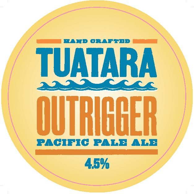 Tuatara Launch Outrigger
