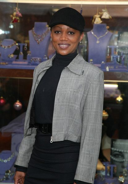thresa randle | Theresa Randle Actress Theresa Randle attends the opening of Luxury ...