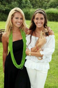 Dina Manzo and daughter Lexi.