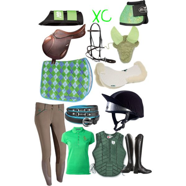 """""""Green XC"""" by forest-fashion on Polyvore"""