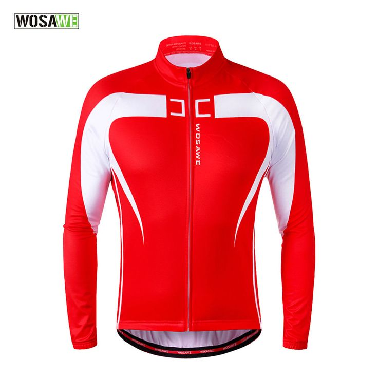 Softshell Wind Stoper Road Bike Bicycle Cycling Jacket Top Fleece Thermal Full