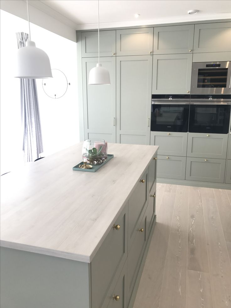Kök Ikea med luckor från Järfälla kök