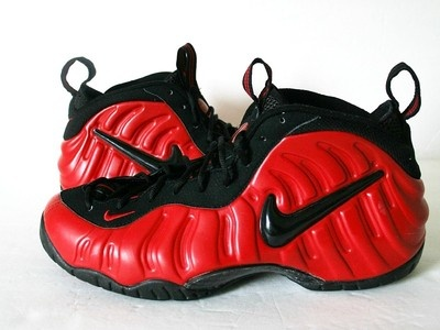 Nike Foamposite Pro Red 2002 OG