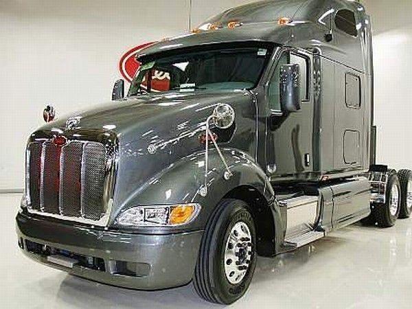 American Truck Group - Peterbilt 387