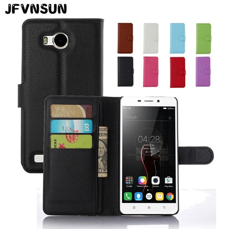 For Lenovo A5600 A5860 Case Leather Flip Cover for Lenovo Golden Warrior S8 Play Case NEW Magnetic Wallet Stand Phone Bag Fundas