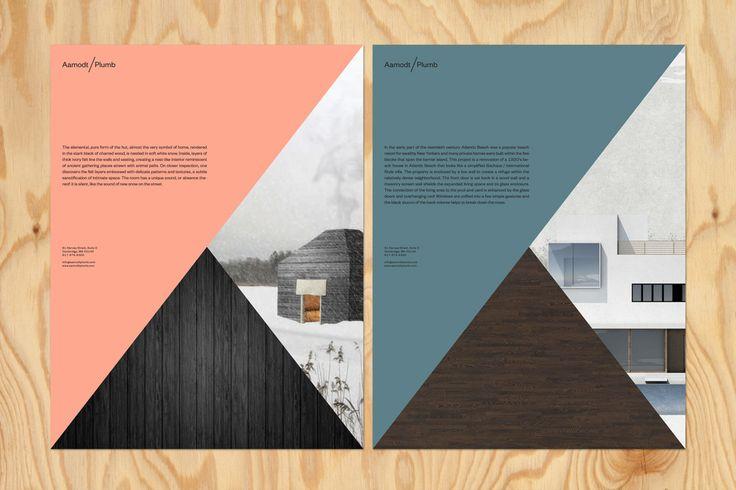 Arquitectura y sistemas visuales flexibles con el sello de TwoPoints.Net/ como combinar varias imágenes diagonales