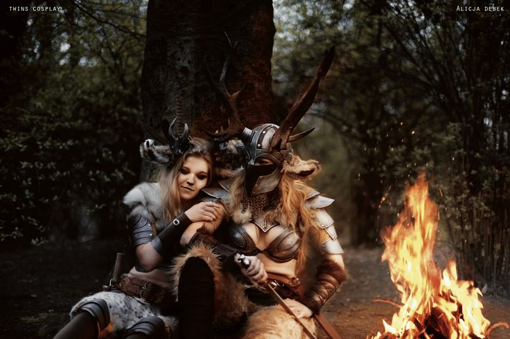 Battle faun's cosplay. Other character ;)  Cosplay: https://www.facebook.com/hydencosplay/  Photo: https://www.facebook.com/DryadPhotography/?fref=ts