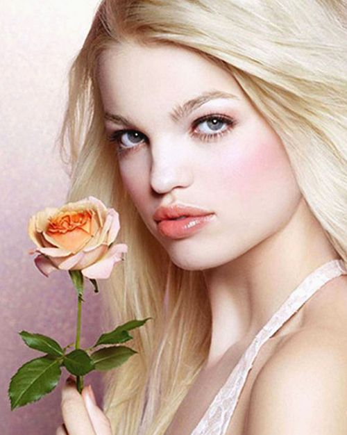 Daphne Groeneveld For Jill Stuart Beauty Spring 2013
