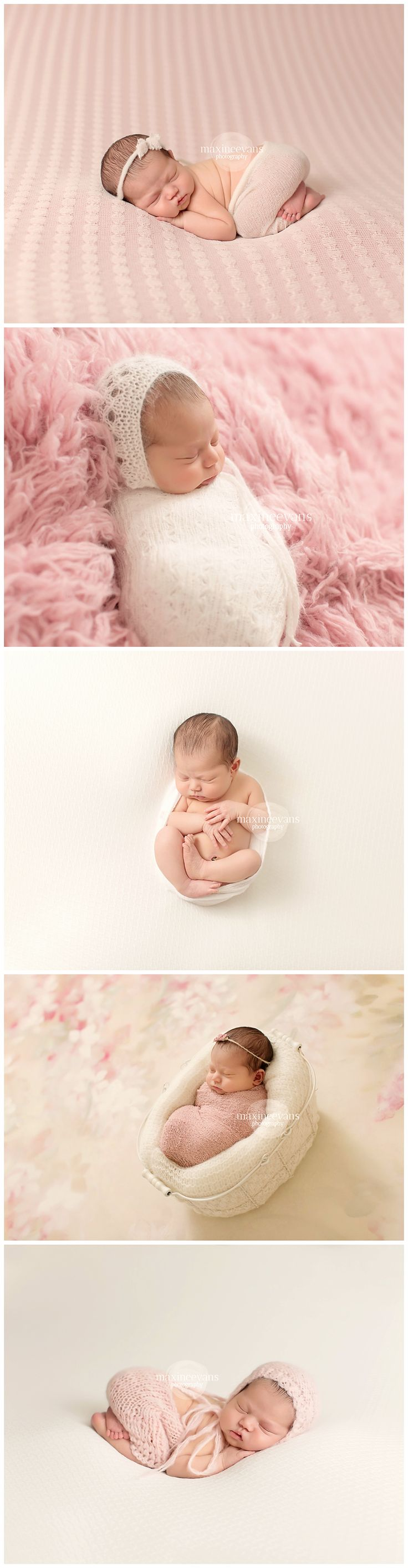 Newborn Photography Brentwood, Los Angeles - Los Angeles Newborn Baby Photography - Maxine Evans Photography