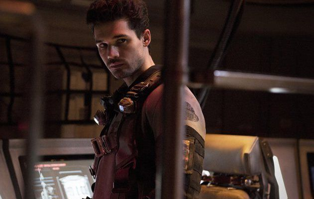 Steven Strait as HOLDEN - The Expanse TV Series (Syfy)