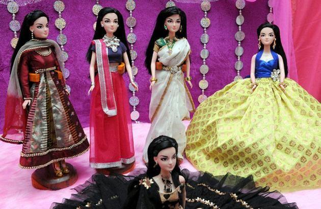 Entrepreneur designs Kiyaa, Barbie's desi counterpart - Business Line