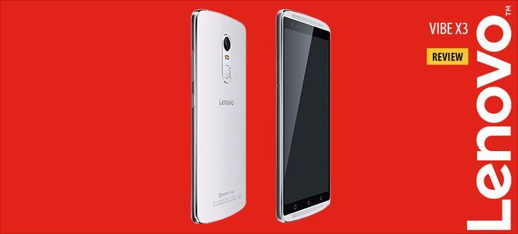 Review Lenovo Vibe X3
