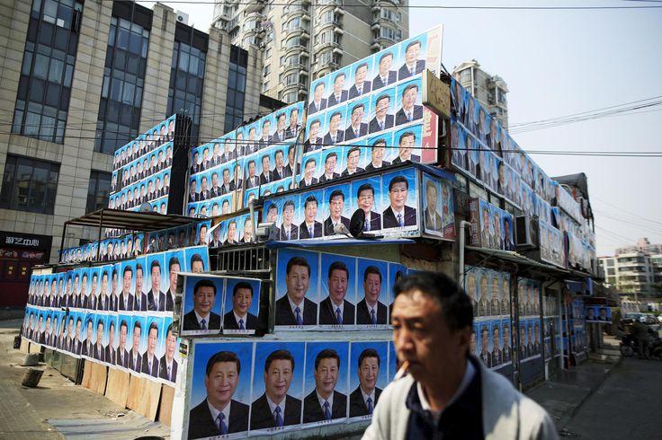 Valtaa kahmineen puoluejohtaja Xi Jinpingin otteita verrataan jo Mao Tsetungiin | Kiina | HS