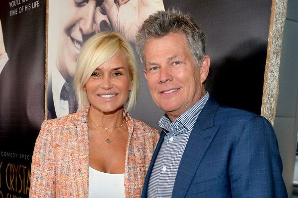 Yolanda Hadid and David Foster may have ended their four-year marriage back in December, but these days the music producer and The Real Housewives of Beverly Hills 'Wife are on great terms.