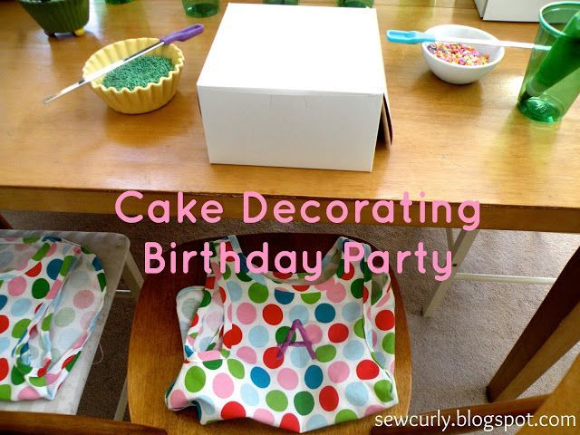 Decorating Cake Bags