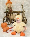 Adorable Ducky Baby Costume - 2014 Halloween Costume Contest