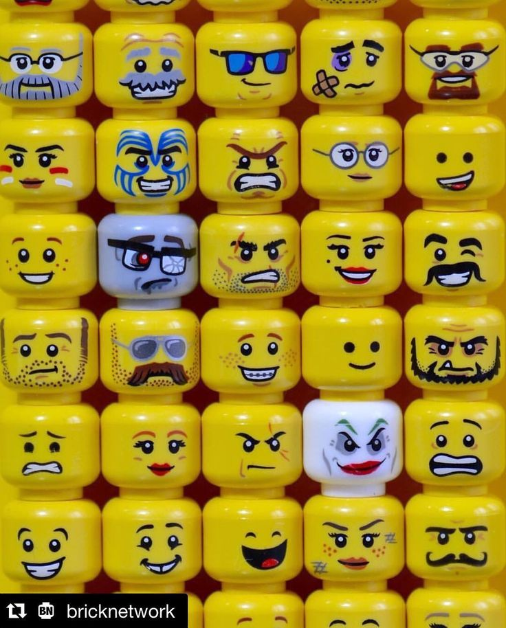 """#Repost @bricknetwork with @repostapp.  """"FaceWall"""" Photo and caption by  @sheldontrooper  #legophotography #sweet #dad #awesome #brickfilm #stopmotion #legostagram #awesome #legominifigs #brickfans #creative #legos #lego #starwars #art #bricknetwork #marvel #laugh #creation #heads #photography #minifigure #minifigures #memorial #stormtrooper #cool #thelegomovie #legoland by robertkempin"""