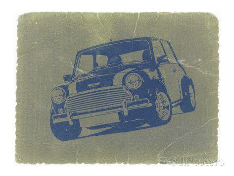 Mini Cooper - Affischer av NaxArt på AllPosters.se