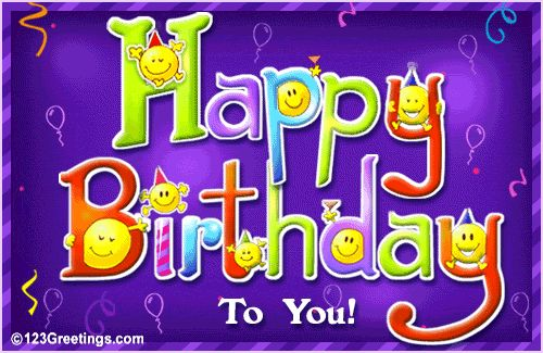 Free Birthday Cards – Free Animated Happy Birthday Cards
