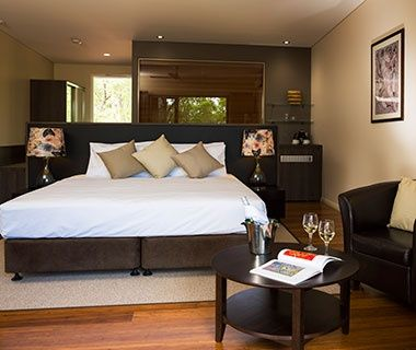 Jawoyn Aborigines own the Cicada Lodge - It List: The Best New Hotels 2013 | Travel + Leisure