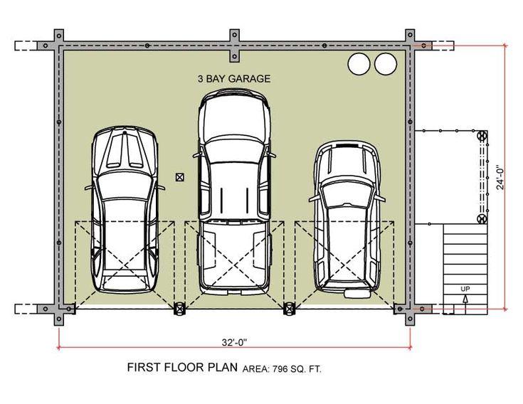 3 Car Garage Plans Home Plans Over 26 000