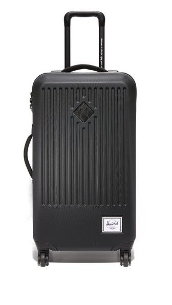 HERSCHEL SUPPLY CO. Trade Large Suitcase. #herschelsupplyco. #bags #travel bags #nylon #suitcase #