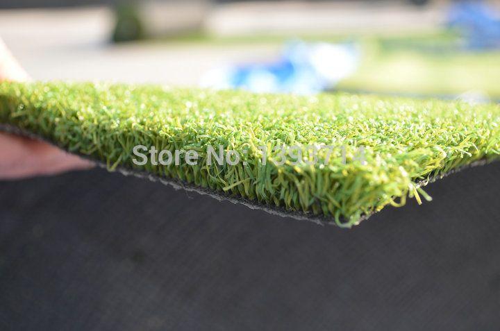 16mm altura professonal golf césped artificial