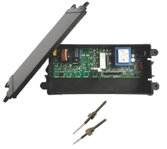 Controller for condensing oven hoods FEGF01