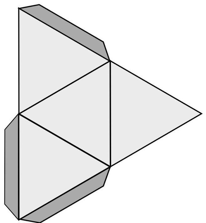 Объемные фигуры своими руками схемы шаблоны фото 751