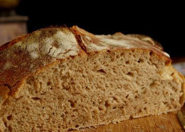 nove chlieb mala