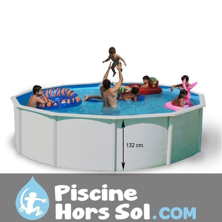 Bonjour nos amis, il n'est pas trop tard pour obtenir votre piscine hors sol cette saison. La Piscine Toi Magnum compacte est un modèle de 132 cm de hauteur qui nous offre les mêmes composants que la série Magnum, la différence est le filtre à sable que dans toutes les dimensions c'est de 3,6m3/h. Obtenez votre piscine économique !