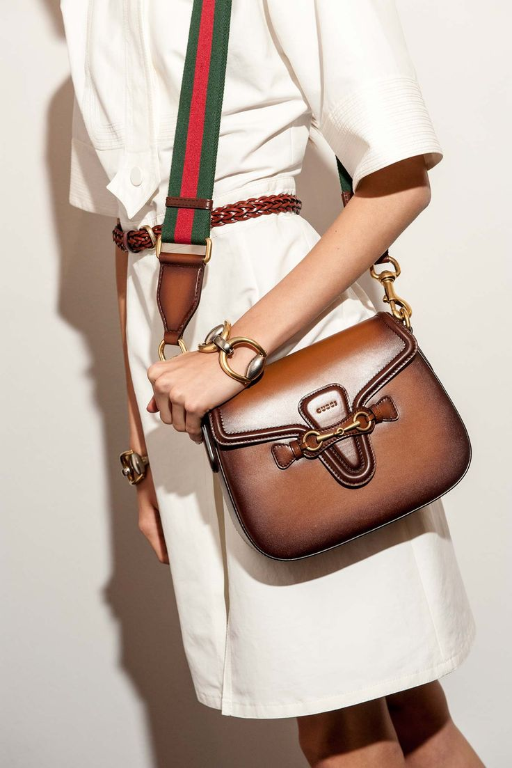 Gucci Spring 2015 Ready-to-Wear - Front-row - Gallery - Look 1 - Style.com