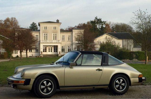 1976 porsche targa 2.7 | Used Porsche 911 2.7 Targa
