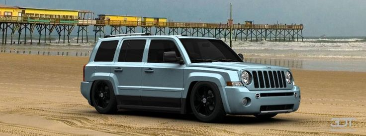3DTuning of Jeep Patriot SUV 2011 3DTuning.com - unique on-line ...