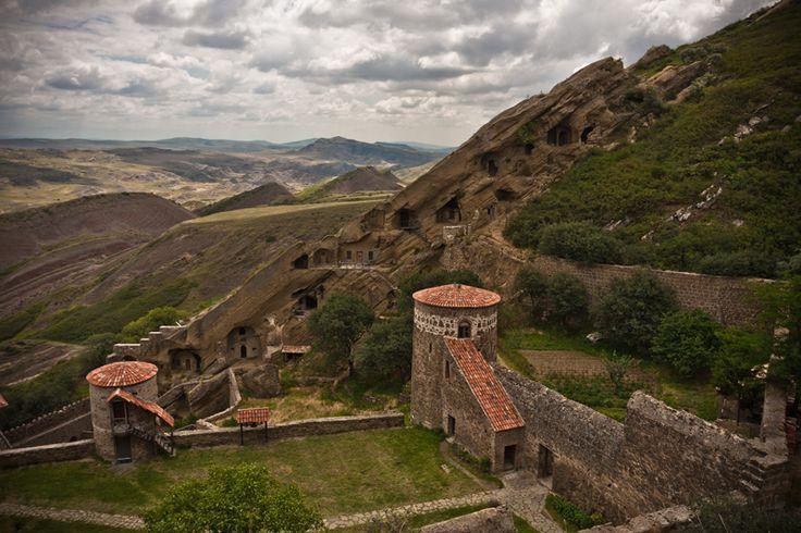 монастырь Давид Гареджи. Грузия