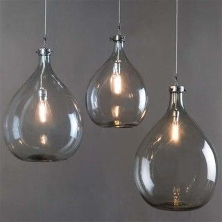 BoBo Intriguing Objects Wine Spheres - eclectic - pendant lighting - by Candelabra