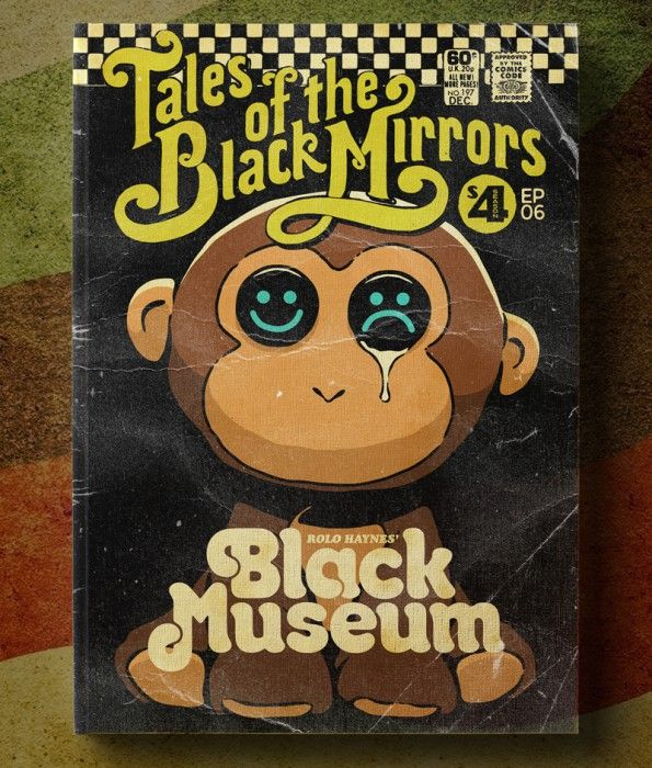 Black Museum © Butcher Billy