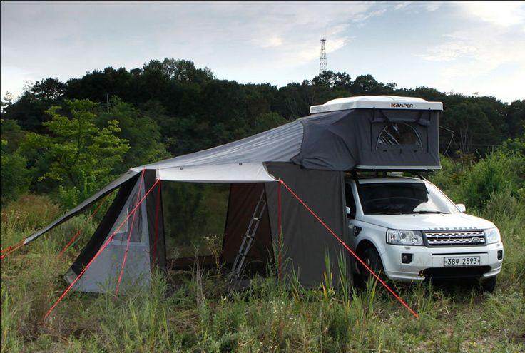 roof top tent, hardtop one, hardtop one annex, annex