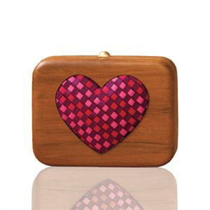 Wooden clutches, The Box of Love 2013, Rachana Reddy,