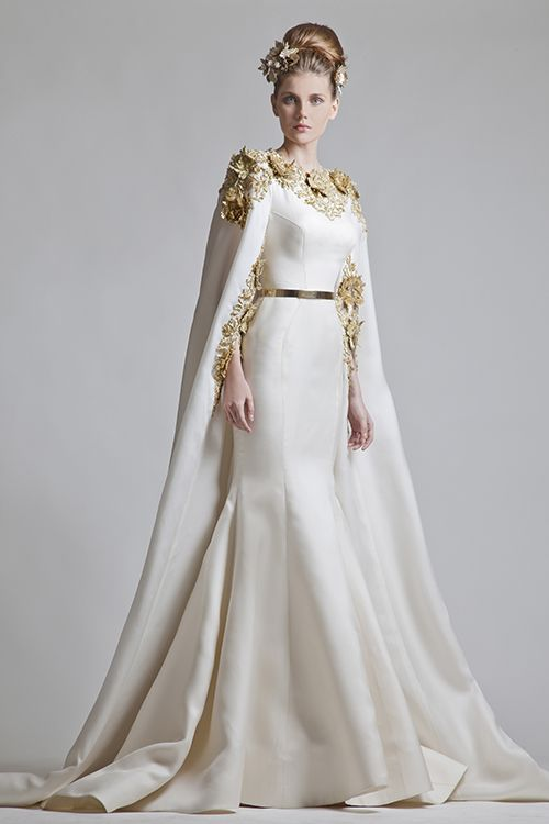 KRIKOR JABOTIAN Fall 2013 couture collection