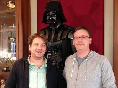 Gary Whitta Shares How He Got the Job Writing 'Rogue One'