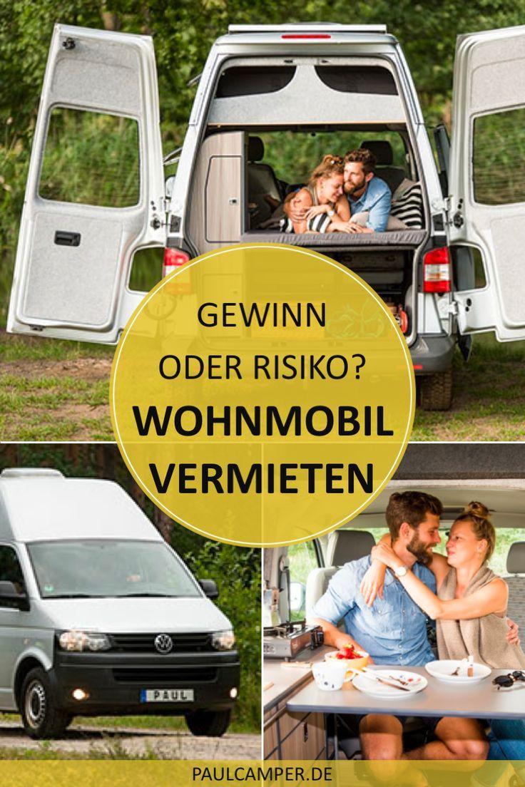 PaulCamper: Private Wohnmobil Vermietung in Deutschland #camper