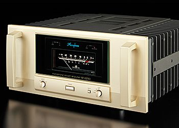 Accuphase M-6200 monos -