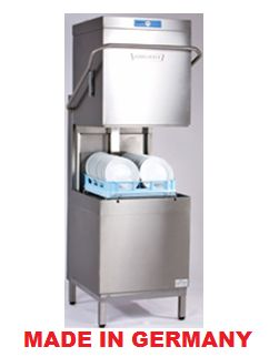 Commercial HOBART Hood Type Pass Through Dishwasher | Dishwasher - Kitchen & Catering Equipment