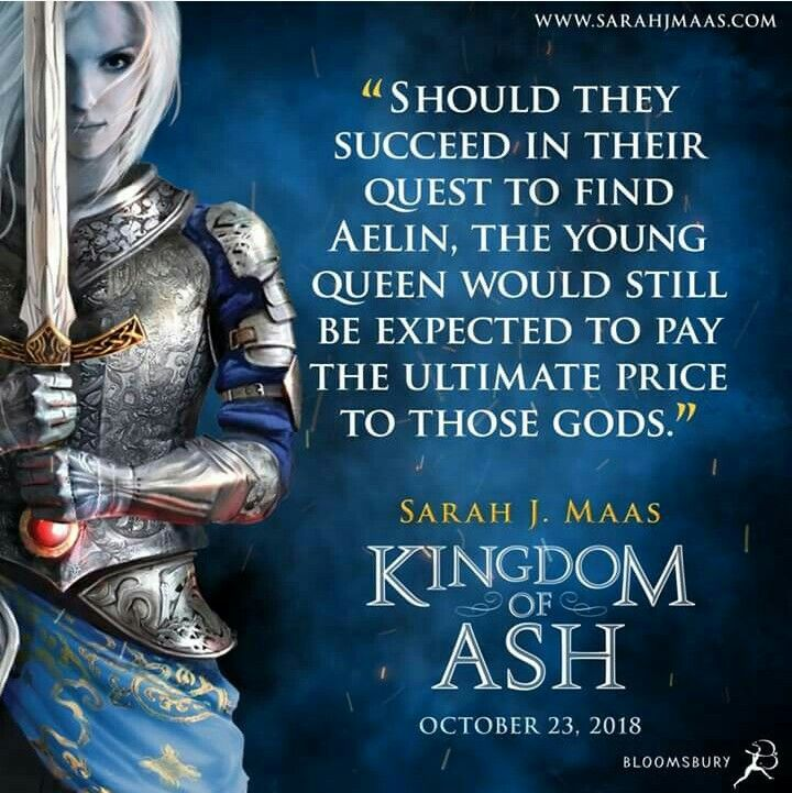 Screaming And Crying Kingdom Of Ash Quotes Throne Of