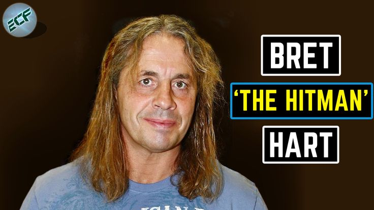 """Bret """"Hitman"""" Hart, who is  the eighth of Stu and Helen Hart's twelve children, carried on his family tradition and made himself one of the recognizable names in the wrestling universe. He is the prostrate cancer survivor. Watch the video to know more."""
