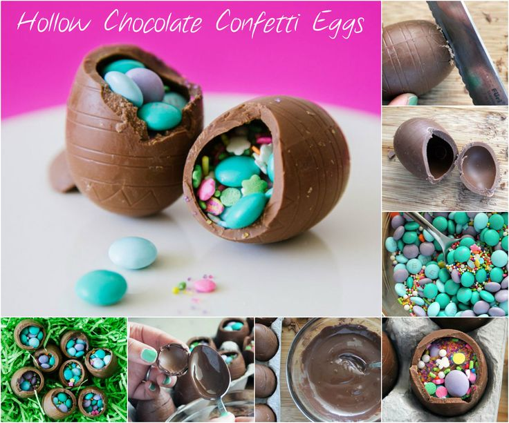 how to make a hollow easter bunny