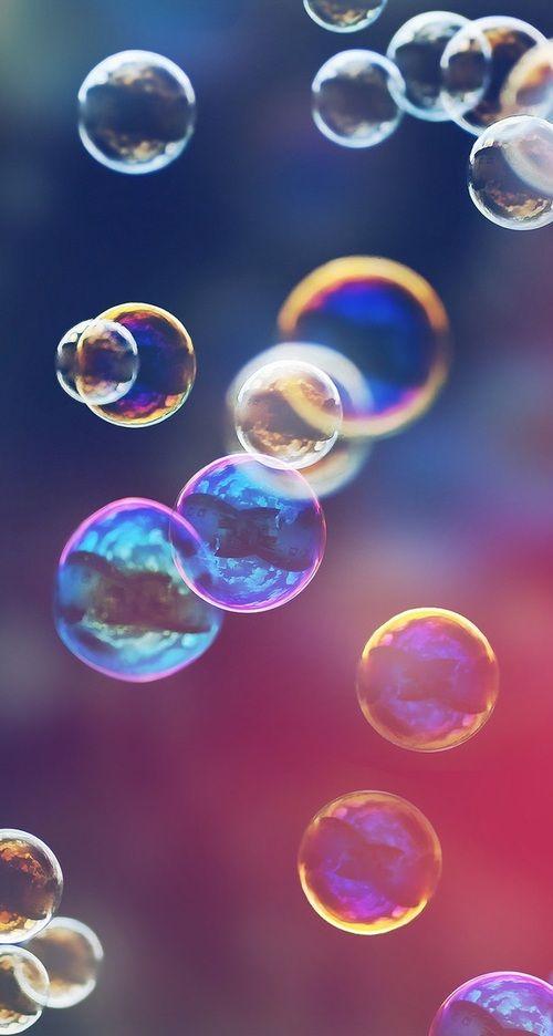 Imagem de bubbles, wallpaper, and background