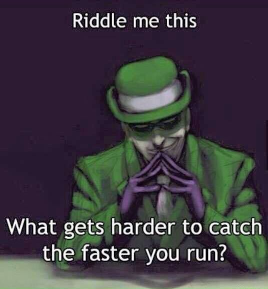 Riddle??